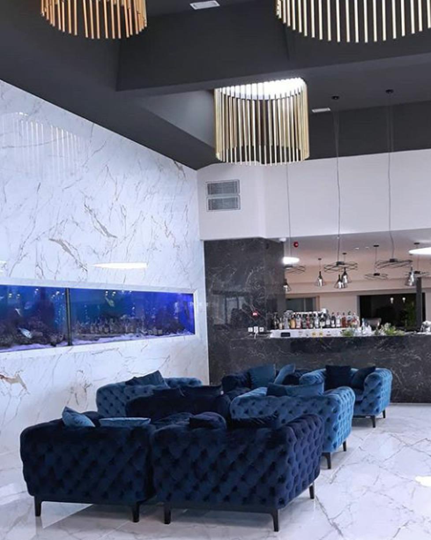 Uredjenje enterijera hotela - Linea Milanovic