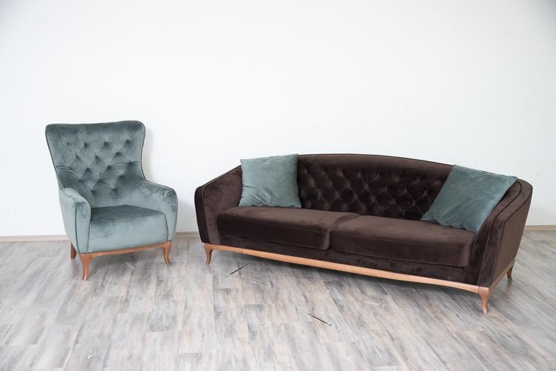sofa i fotelja Firenze Linea Milanović