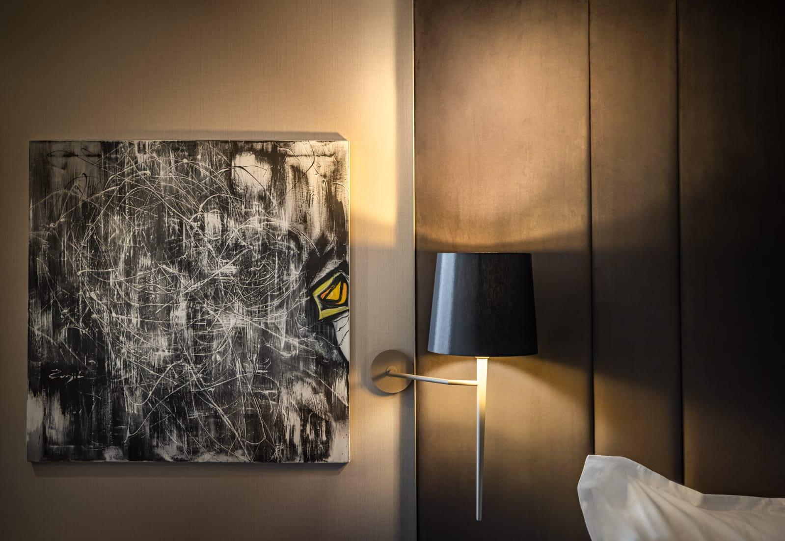 Linea Milanovic hotel grand adriatic detalj